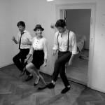 Ines Lutz - Munich Bohéme - Á la Bande - parte